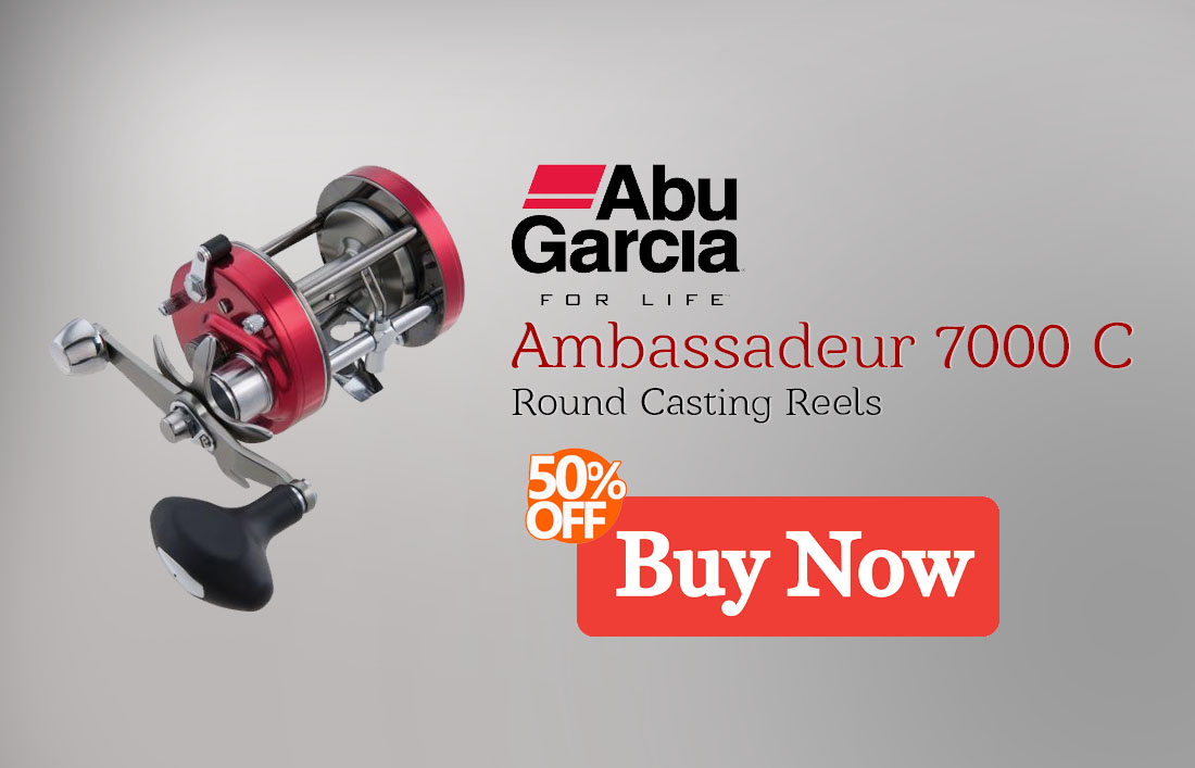 Abu-Garcia-Ambassadeur-7000-C-Round-Casting-Reels