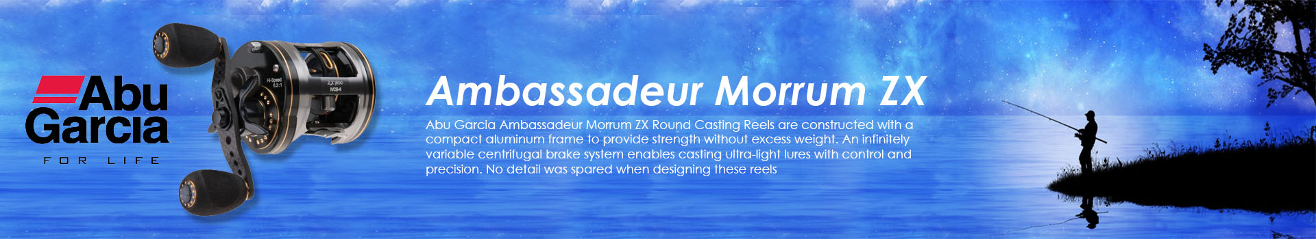 Abu-Garcia-Ambassadeur-Morrum-ZX-Round-Casting-Reels